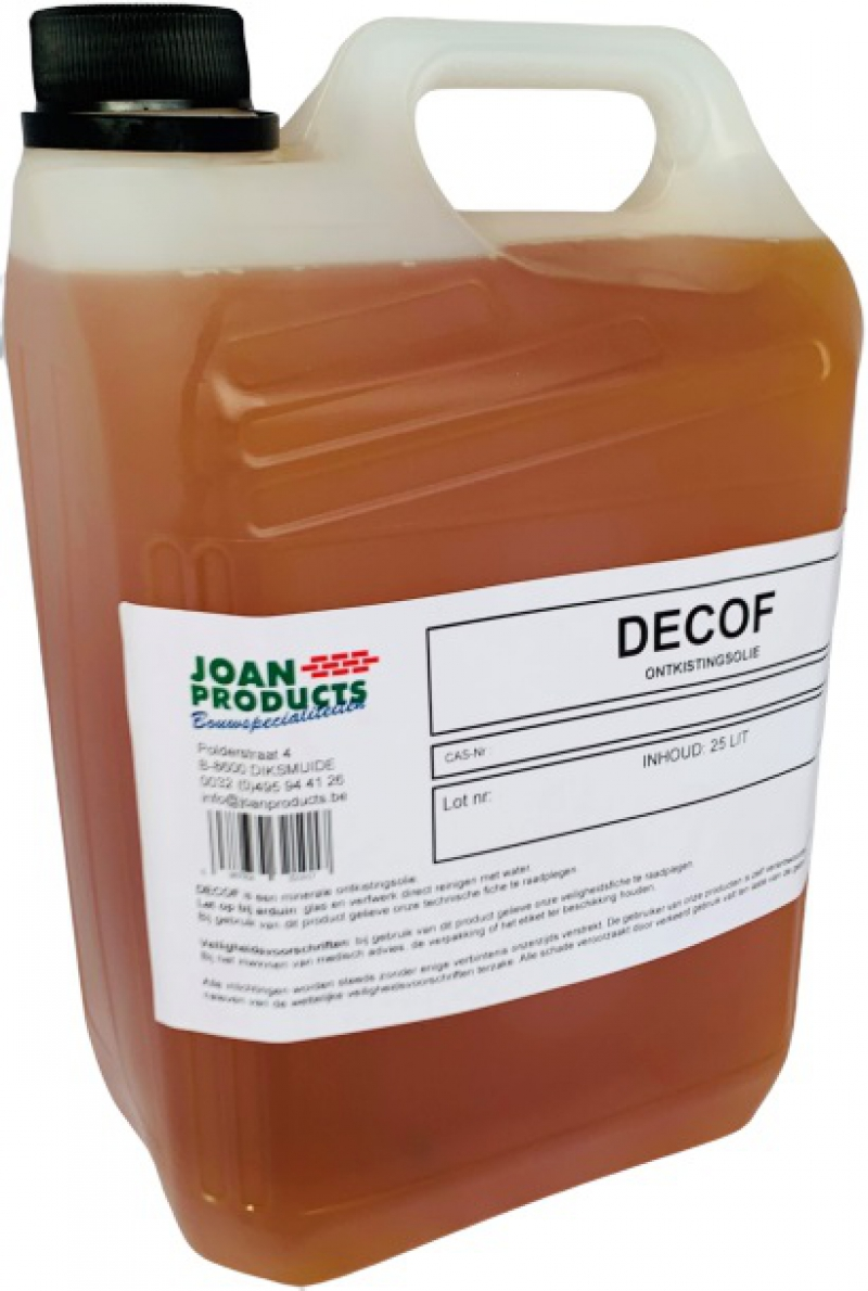 DECOF - Joan Products