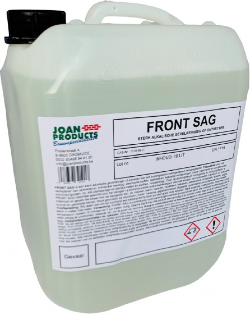 FRONT SAG - Joan Products