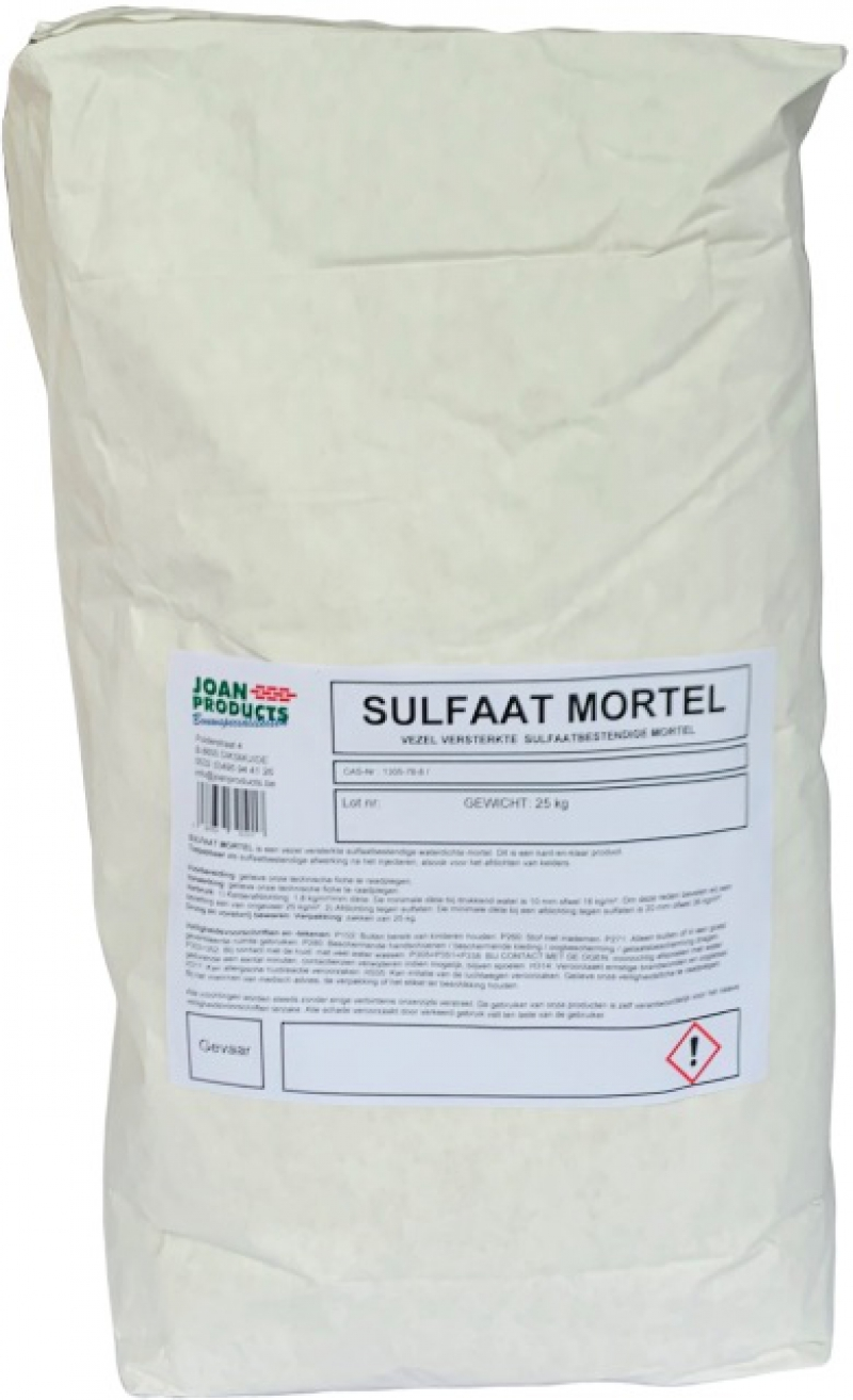 SULFAAT MORTEL - Joan Products