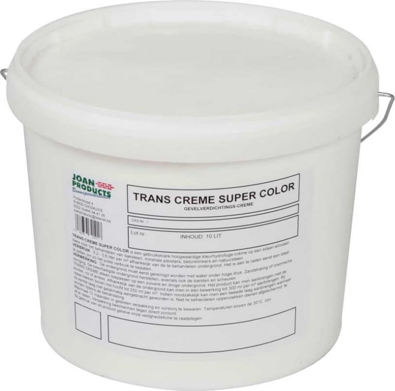 TRANS CREME SUPER COLOR 88 - Joan Products