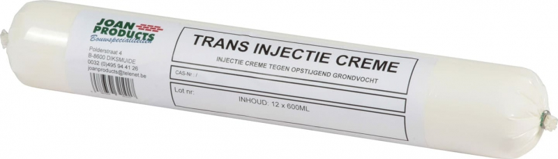 TRANS INJECTIE CREME - worsten - Joan Products