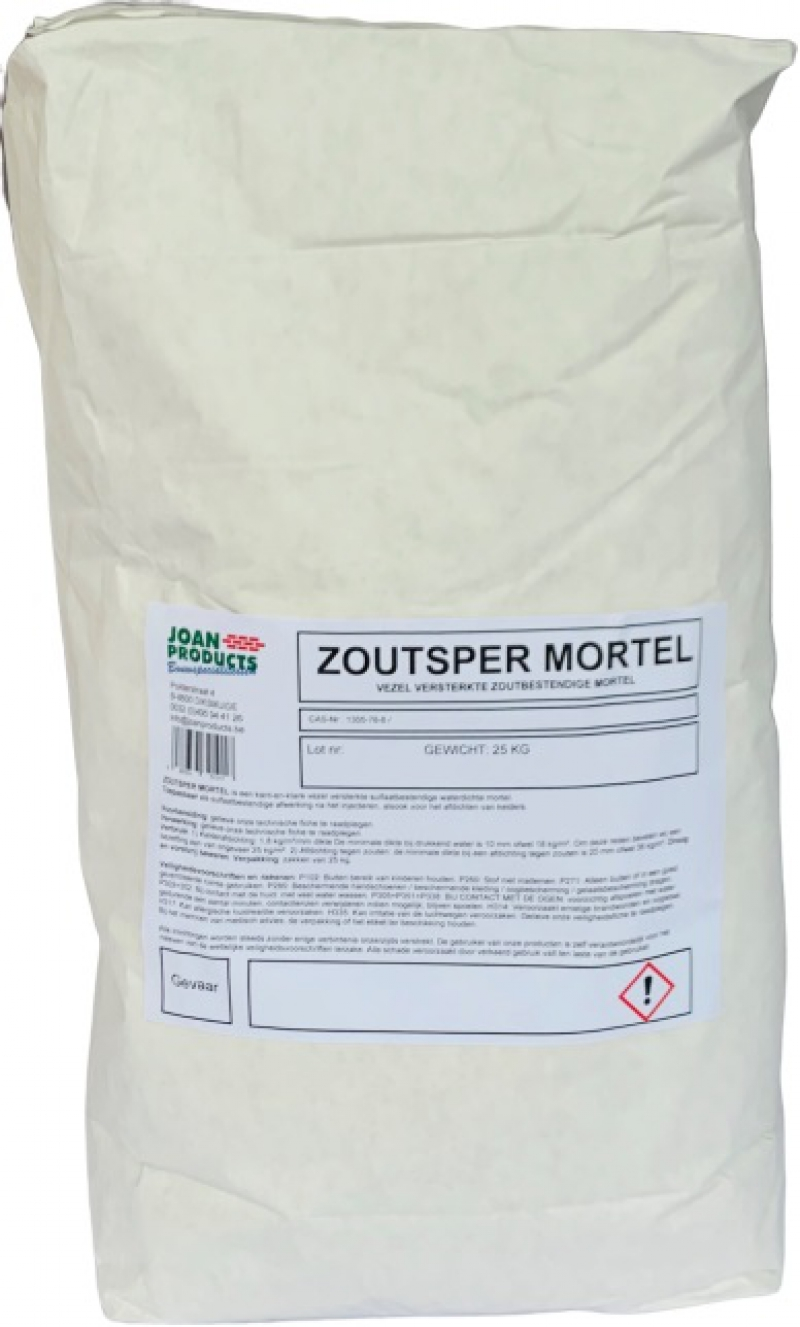 ZOUTSPER MORTEL - Joan Products