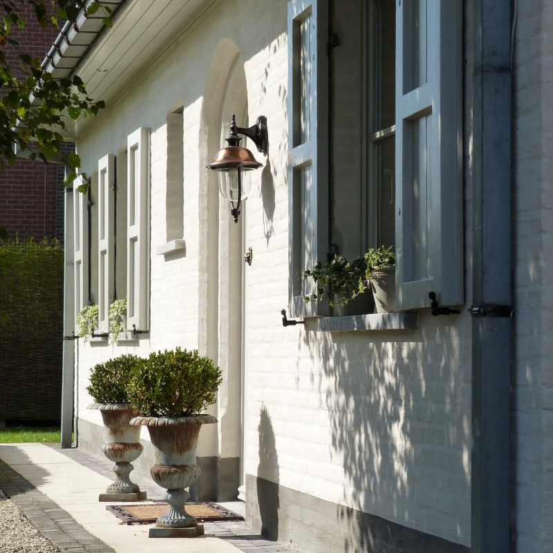 Kalk kalei woning Waregem - Joan Products